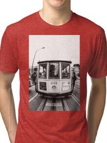 San Francisco Tri-blend T-Shirt