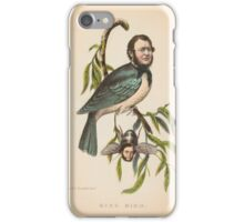 Robert P King and Alexander Baird iPhone Case/Skin