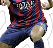 Neymar act Sticker