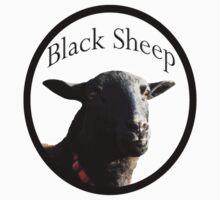 Black Sheep One Piece - Short Sleeve