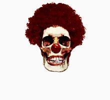 Clown Skull Unisex T-Shirt