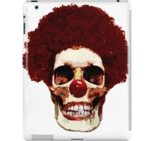 Clown Skull iPad Case/Skin