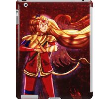 Dash Ruby and her Beast Side iPad Case/Skin