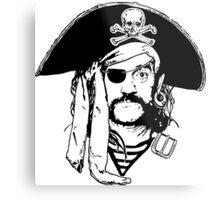 Pirates of Lemmy Metal Print