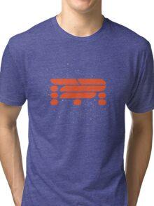 MARS - Morse Code Tri-blend T-Shirt