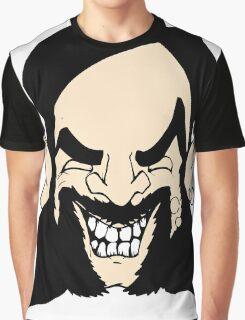 Cartoon Lemmy Graphic T-Shirt
