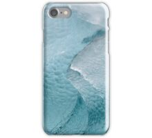 Eons-old Antarctic ice iPhone Case/Skin