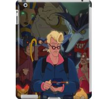 Spengler iPad Case/Skin