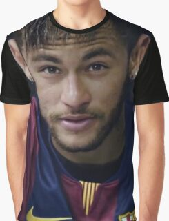 Neymar Da silva junior Graphic T-Shirt