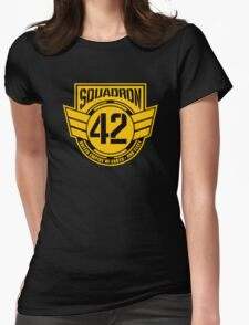 Squadron 42 Womens Fitted T-Shirt