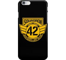 Squadron 42 iPhone Case/Skin