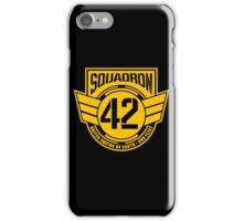 Squadron 42 iPhone Case/Skin