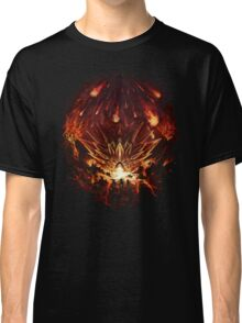 Chrono Trigger: Fire Rains from the Heavens [Chronicles of Time] Classic T-Shirt