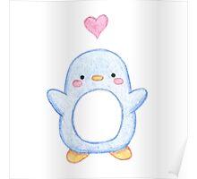 Sweet Little Penguin  Poster