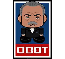 Sharpton Politico'bot Toy Robot 2.0 Photographic Print