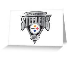 Pittburgh Steelers Greeting Card