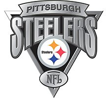 Pittburgh Steelers Photographic Print