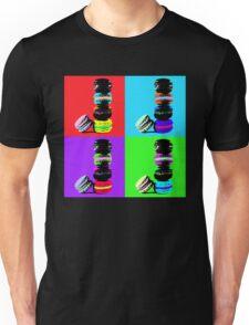 Macaron Pop Art Unisex T-Shirt