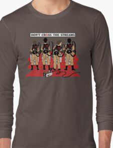Ghostbusters Quotes Long Sleeve T-Shirt