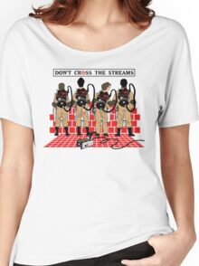 Ghostbusters Quotes Women's Relaxed Fit T-Shirt