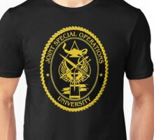 Joint Special Operations University Emblem Unisex T-Shirt