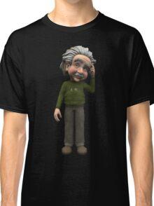 Albert Einstein Cartoon Classic T-Shirt