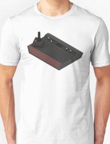Atari 2600 Console - Isometric T-Shirt