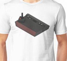 Atari 2600 Console - Isometric Unisex T-Shirt