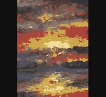 Abstract Sunset Water 1 T-Shirt