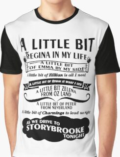 Oncer Song. OUAT Song. Graphic T-Shirt