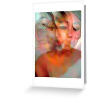 Cry baby 2 Greeting Card