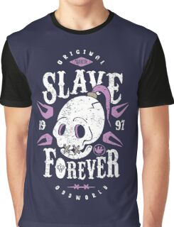 Slave Forever Graphic T-Shirt