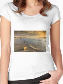 Little lost rock Women's Fitted Scoop T-Shirt