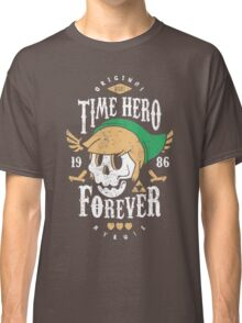 Time Hero Forever Classic T-Shirt