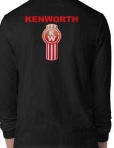 Kenworth Trucks Logo Long Sleeve T-Shirt