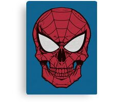 Spidead-Man Canvas Print