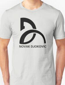 Novak Djokovic Logo Unisex T-Shirt