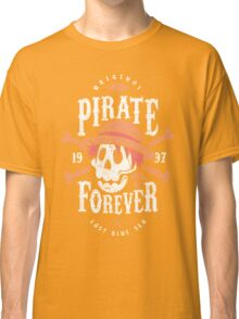 Wanted Pirate Forever Classic T-Shirt