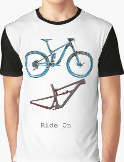 Mountain Bike Graphic T-Shirt