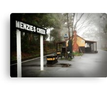 Menzies Creek Metal Print