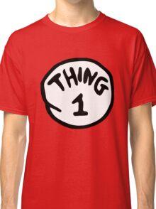 Thing 1 Classic T-Shirt