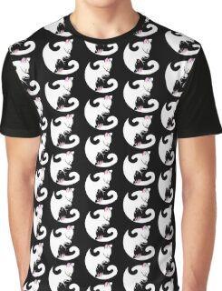 Moon and Artemis - Sailor's best friend Graphic T-Shirt