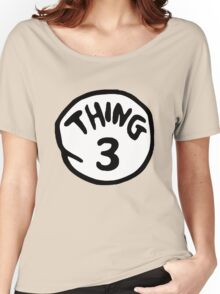 Thing 3 Women's Relaxed Fit T-Shirt