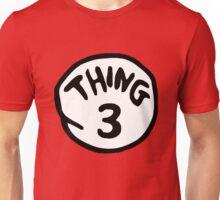 Thing 3 Unisex T-Shirt