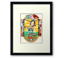 Golden Mean Framed Print
