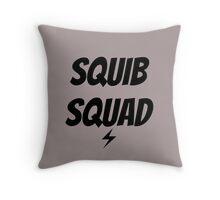 Squib Squad Throw Pillow