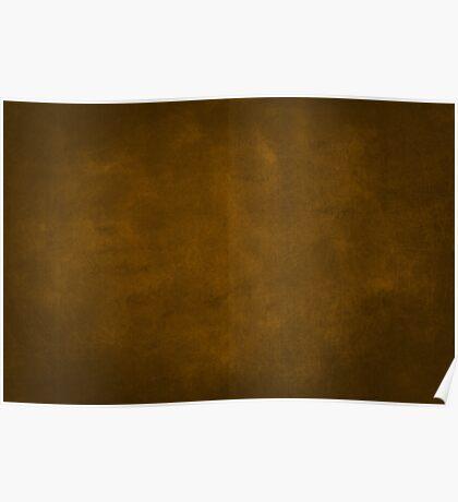 vintage design background  brown texture Poster
