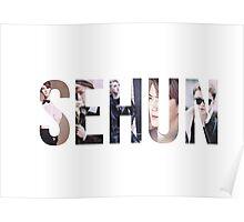 EXO - Sehun Poster