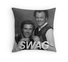 Step Brothers Swag Throw Pillow