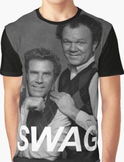 Step Brothers Swag Graphic T-Shirt
